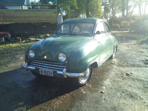 1951 Saab 92
