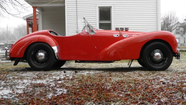 1952 Allard K2 Roadster Side