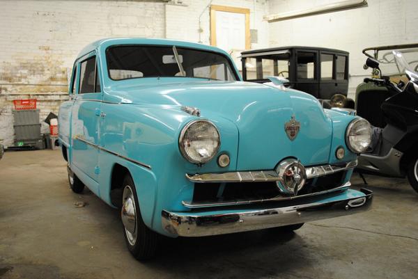 1952 Crosley Super Sedan Front Corner