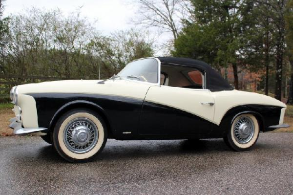 1958 Rometsch Lawrence Convertible