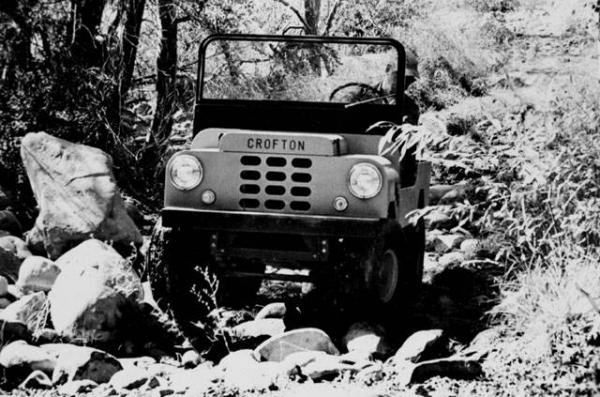 1960 Crofton Bug Off Roading