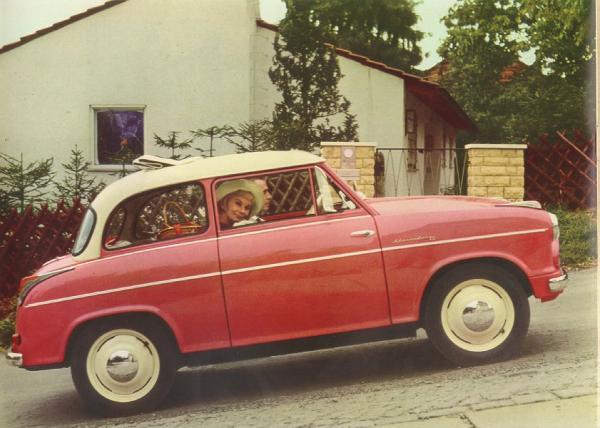1960 Loyd Alexander Ts Side Ad