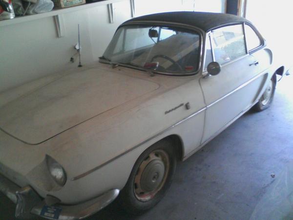 1964 Renault Caravelle Front Corner