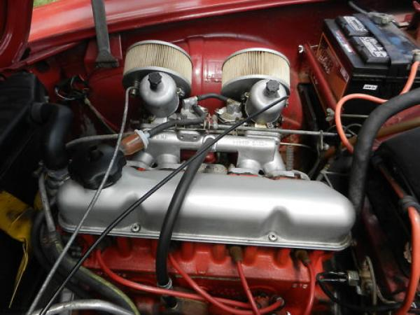 Clean Swede: 1965 Volvo P1800S