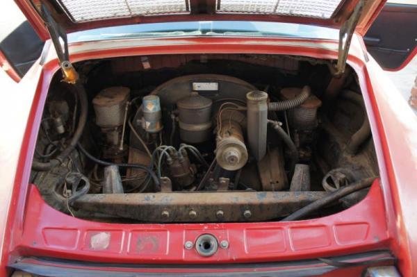 1967 Porsche 912 Engine