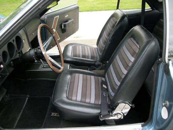 1968 Amc Javelin Sst Interior