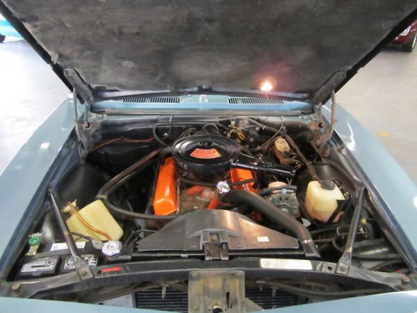 1968 Chevrolet Camaro Rs Engine
