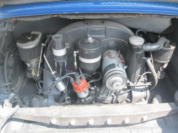 1969 Porsche 912 Driver Engine