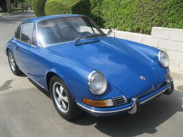 1969 Porsche 912 Driver