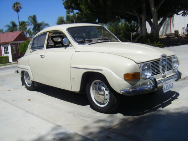 1969 Saab 96 Survivor