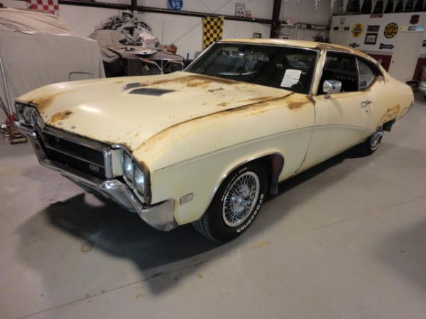 1969 Buick Skylark Gs Stage1 Front Corner