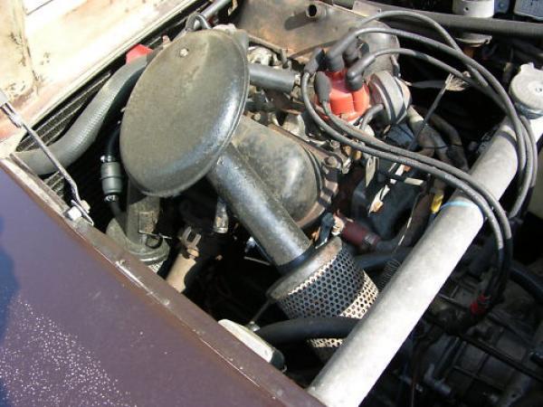 1969 Saab Sonett Iii Engine