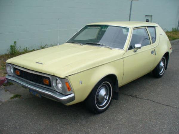 1970 Amc Gremlin Front
