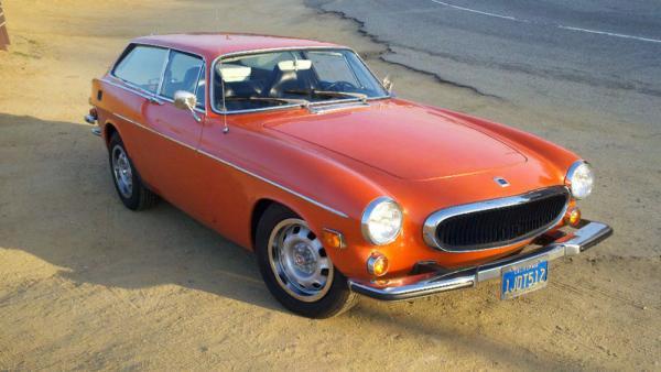 1973 Volvo 1800es Survivor