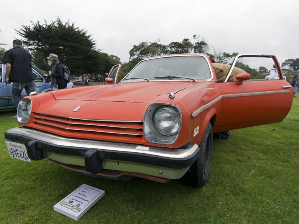 1976 Chevrolet Vega Nomad Front Corner
