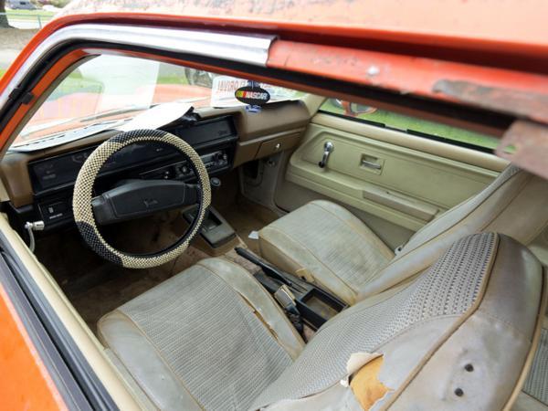 1976 Chevrolet Vega Nomad Interior