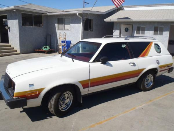 1979 Ford Pinto Cruising Wagon