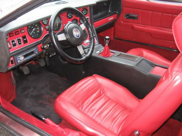 Baby Bora: 1979 Maserati Merak SS