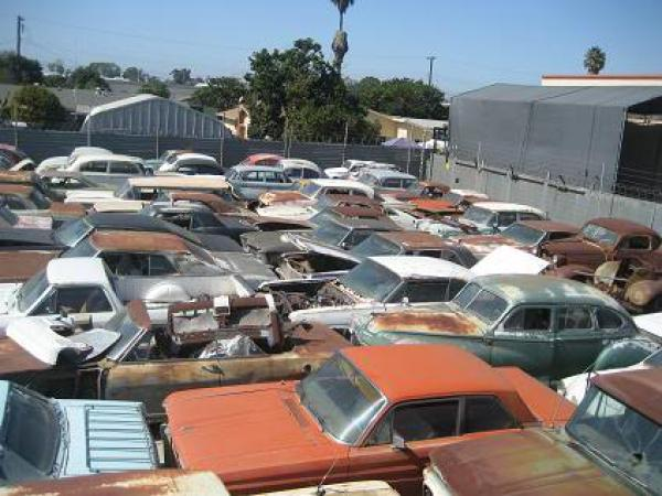 Mopar Junk Yards Cars For Sale.html | Autos Weblog