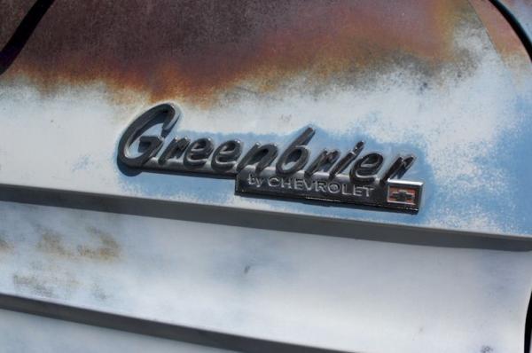 Emblem Greenbrier