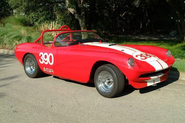 Ladawri Daytona Vintage Racecar