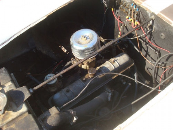 crosley engine swap car pictures car canyon america s