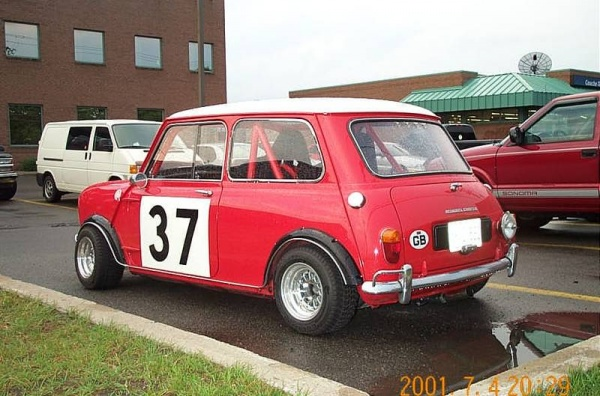 More Info Http Www Barnfinds Rally Ready Mini Cooper S Looks A Lot Like This Again Ebay Itm 2 Machined G 250600137541