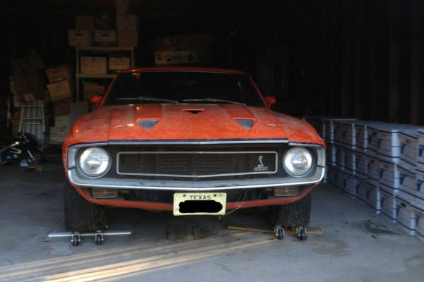 1969-Shelby-GT500-garage-find