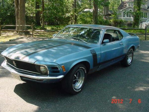 1970 Boss 302 Mustang Craigslist Autos Weblog