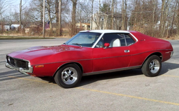 1971-amc-javelin-sst-barn-find