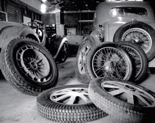 Bugatti spares
