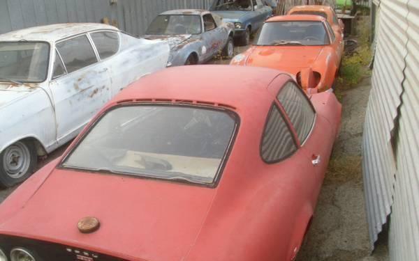 Opel-graveyard